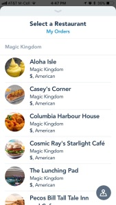 Mobile Ordering 2