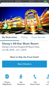 Resort Reservation 2