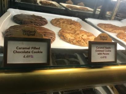 Werther's Cookies