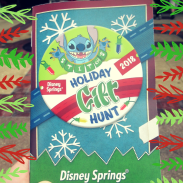 Stitch Holiday Gift Hunt