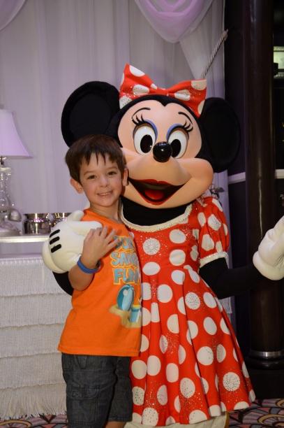 Minnie and C