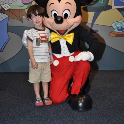 Mickey and C