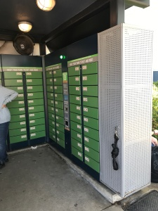 universal lockers